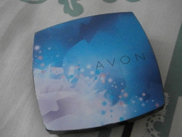 "Тени для век четырехцветные Avon ""True Colour"" Arctic Goddess"