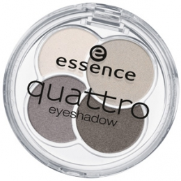 Тени для век Essence Quattro Eyeshadow