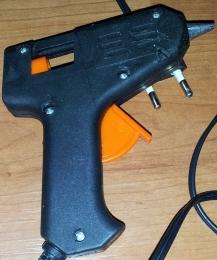 Термоклеевой пистолет Fix Price