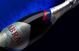 Вино игристое полусладкое Abrau Абрау-Дюрсо