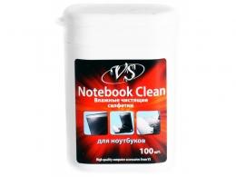 Влажные чистящие салфетки для ноутбуков VS Notebook Clean