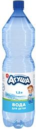 """Вода для детей """"Агуша"""""""