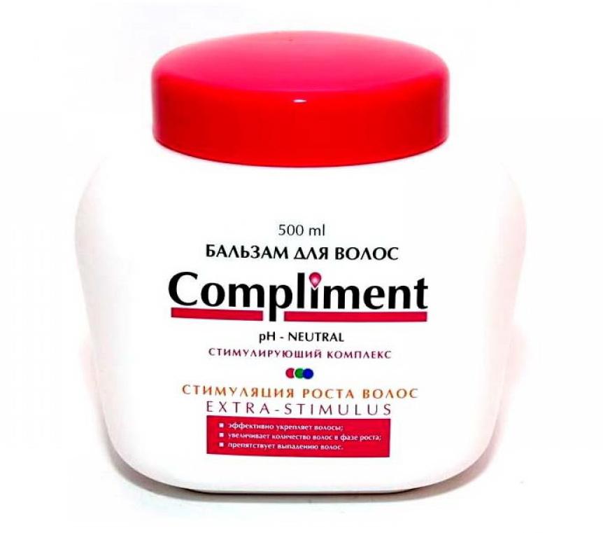 комплимент шампунь для волос отзывы