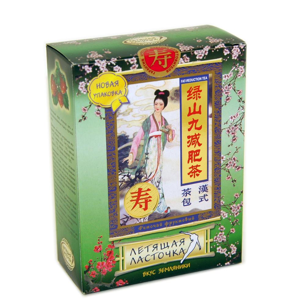 какой чай для похудения наиболее эффективный