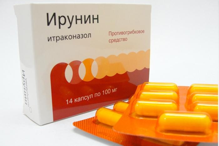 Какие лекарства принимать против грибка ногтей