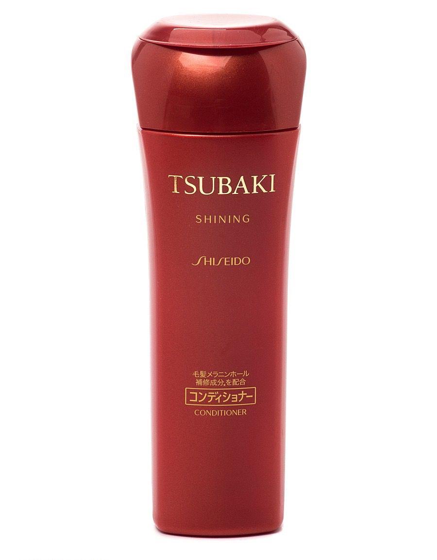 Shiseido tsubaki кондиционер для волос отзывы