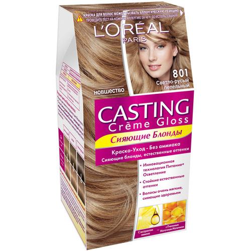 Краска для волос лореаль светло-русый