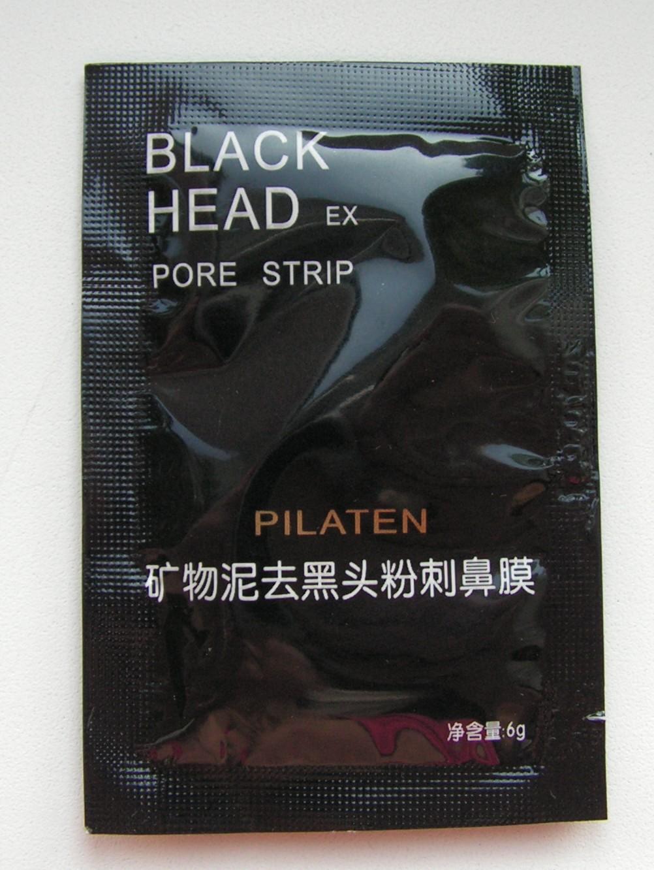 маска от черных точек дома с желатином