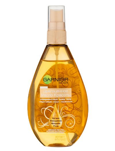 Гарньер масло для волос отзывы