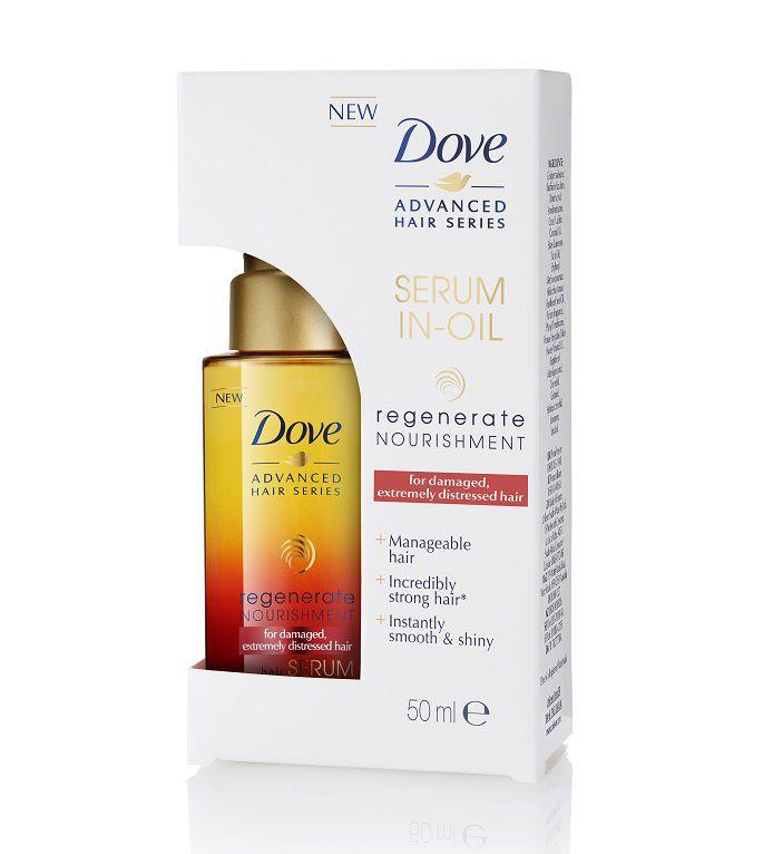 Dove масло для волос отзывы