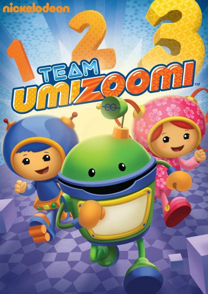 Смотреть мультфильм Команда «Умизуми» онлайн