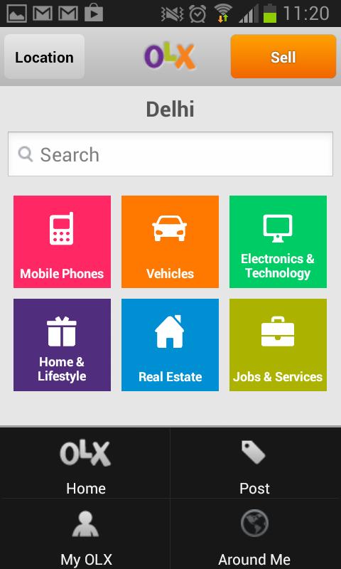 Olx приложение скачать