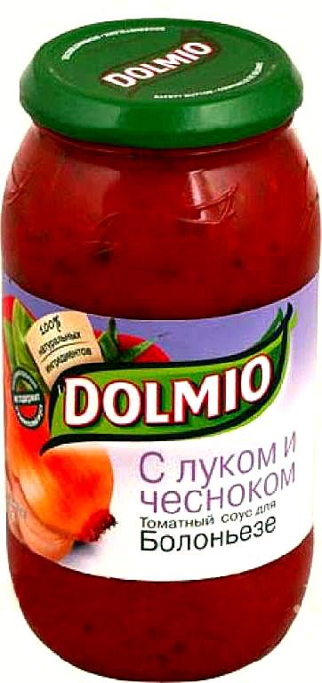 """Отзыв про Соус Dolmio томатный с луком и чесноком для Болоньезе: """"Не пришелся к дому"""" Дата отзыва: 2015-04-22 22:26:26"""