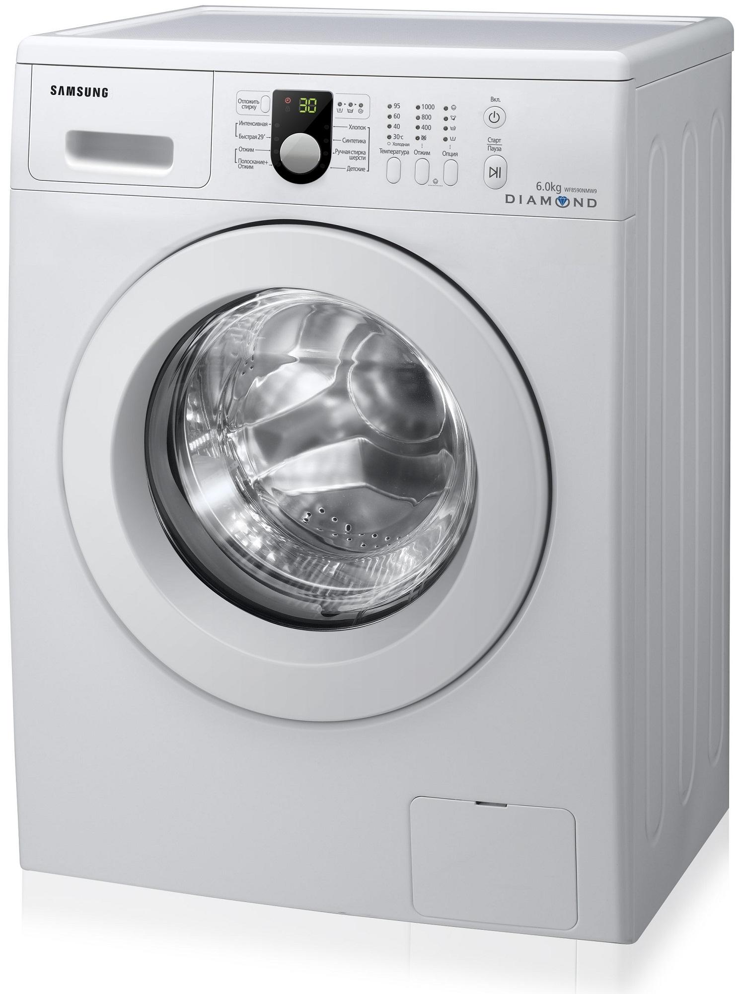 машинка стиральная автомат самсунг инструкция
