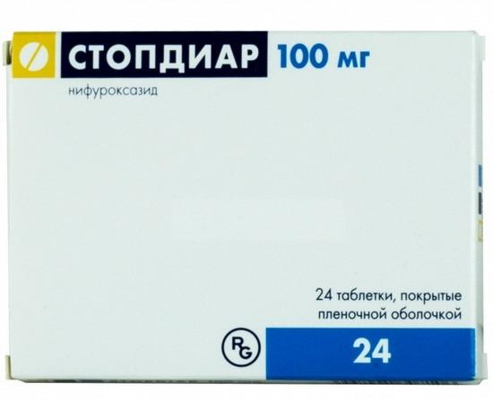 lichte diarree