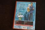 """Диск """"The Sims 2. Секс в большом городе"""" вид сзади"""