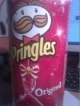 Чипсы Pringles Original - большая банка