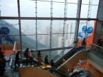 Пик Виктория в Гонконге - подъем на смотровую площадку