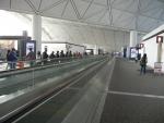 Аэропорт Гонконга Чхеклапкок - в аэропорту жду своего самолета