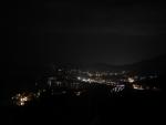 Смотровая площадка Karon Viewpoint на Пхукете ночью