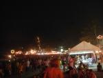 Full Moon Party на острове Панган - очень много людей
