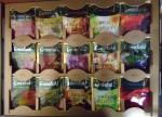 набор чая в пакетиках