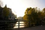 Утро в Амстердаме