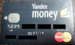 Яндекс.Деньги банковская карта отзыв