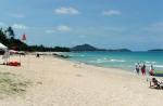 Пляж Чавенг Ной, Самуи