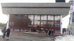 Помещение с кассами на экскурсию в Останкинскую телебашню