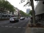 Другая улица Дюссельдорфа
