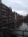 Центр Амстердама