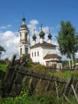 На автобусной экскурсии в Кострому