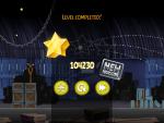 Игра Angry Birds HD Rio для iPad - установлен новый личный рекорд