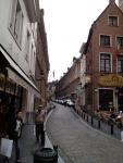 Улочка Брюсселя