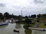 Эйфелева-башня в парке Мини-Европа