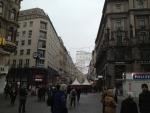 Одна из центральных улиц Вены