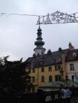 Часовня в центре Братиславы