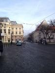 Улица в центре Братиславы