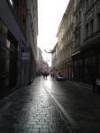 Улочка Братиславы