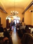 Зал ресторана U Prasiatka (Братислава)