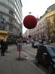 Центральная улица Вены