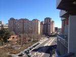 Спальный район Валенсии - современные симпатичные дома