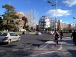 Центральная часть Валенсии недалеко от Парка Турии