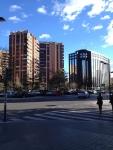 Современные жилые дома в Валенсии