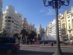 В центре Валенсии