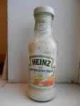 Heinz Деликатесный - бутылочка спереди