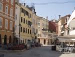 Город Ровинь - одна из улочек города