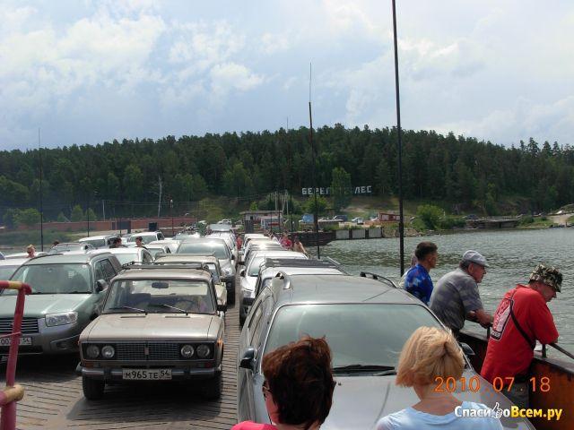 Автомобильное путешествие в Караканский бор (Россия) фото