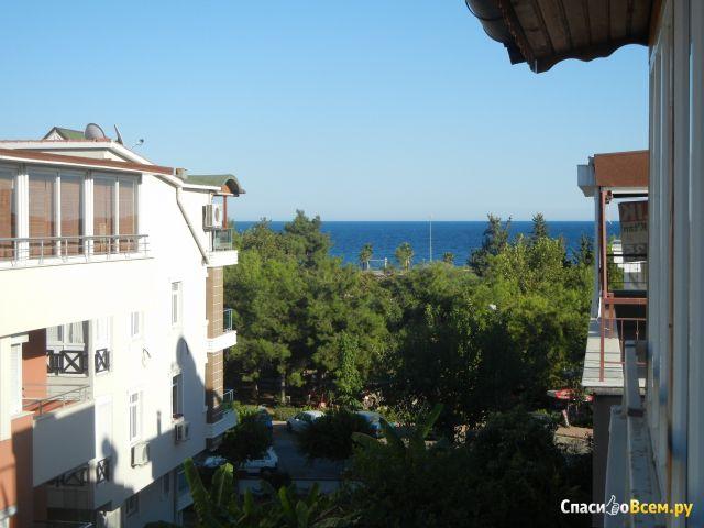 Отель Meltem 2* (Турция, Анталия) фото